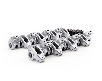 Comp Cams High Energy 3/8 in. Stud Roller Rocker Arms - 1.6 Ratio (79-95 5.0L, 5.8L)
