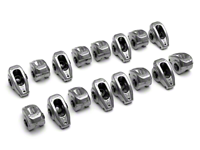 Comp Cams High Energy 7/16 in. Stud Roller Rocker Arms - 1.6 Ratio (79-95 5.0L, 5.8L)