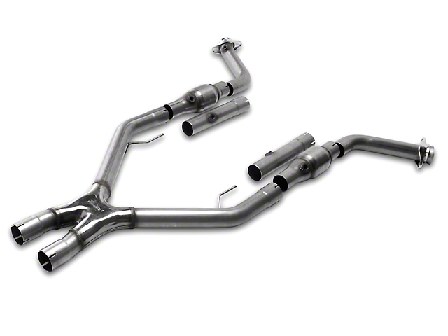 Bassani Catted X-pipe (05-10 GT)