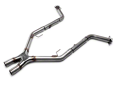 Bassani Off-Road X-pipe (05-09 GT)