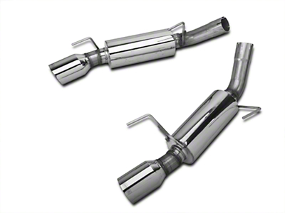 Bassani Axle-Back Exhaust (05-09 GT, GT500)