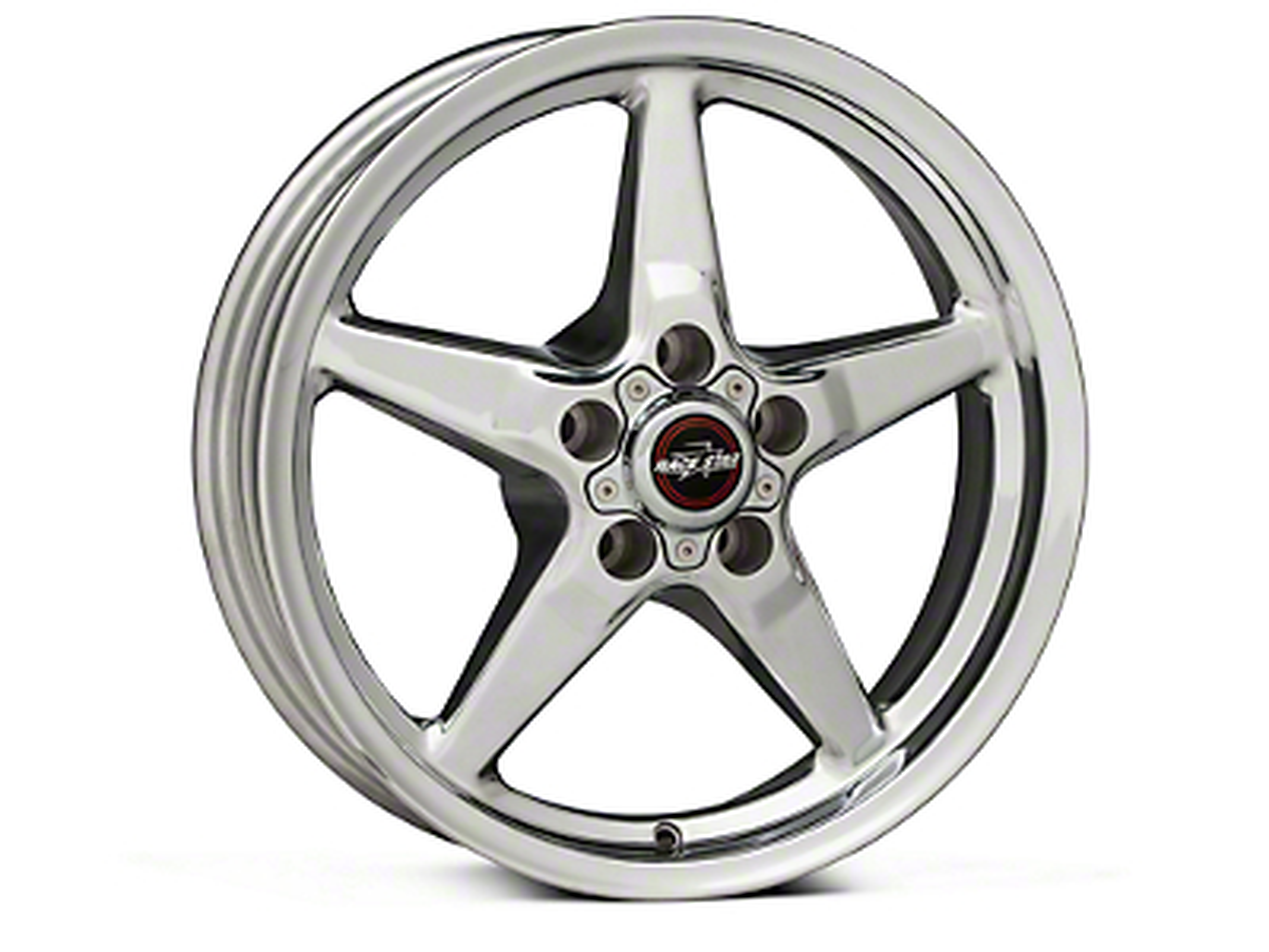Race Star Drag Wheel - Direct Drill - 17x4.5 (05-14 All)