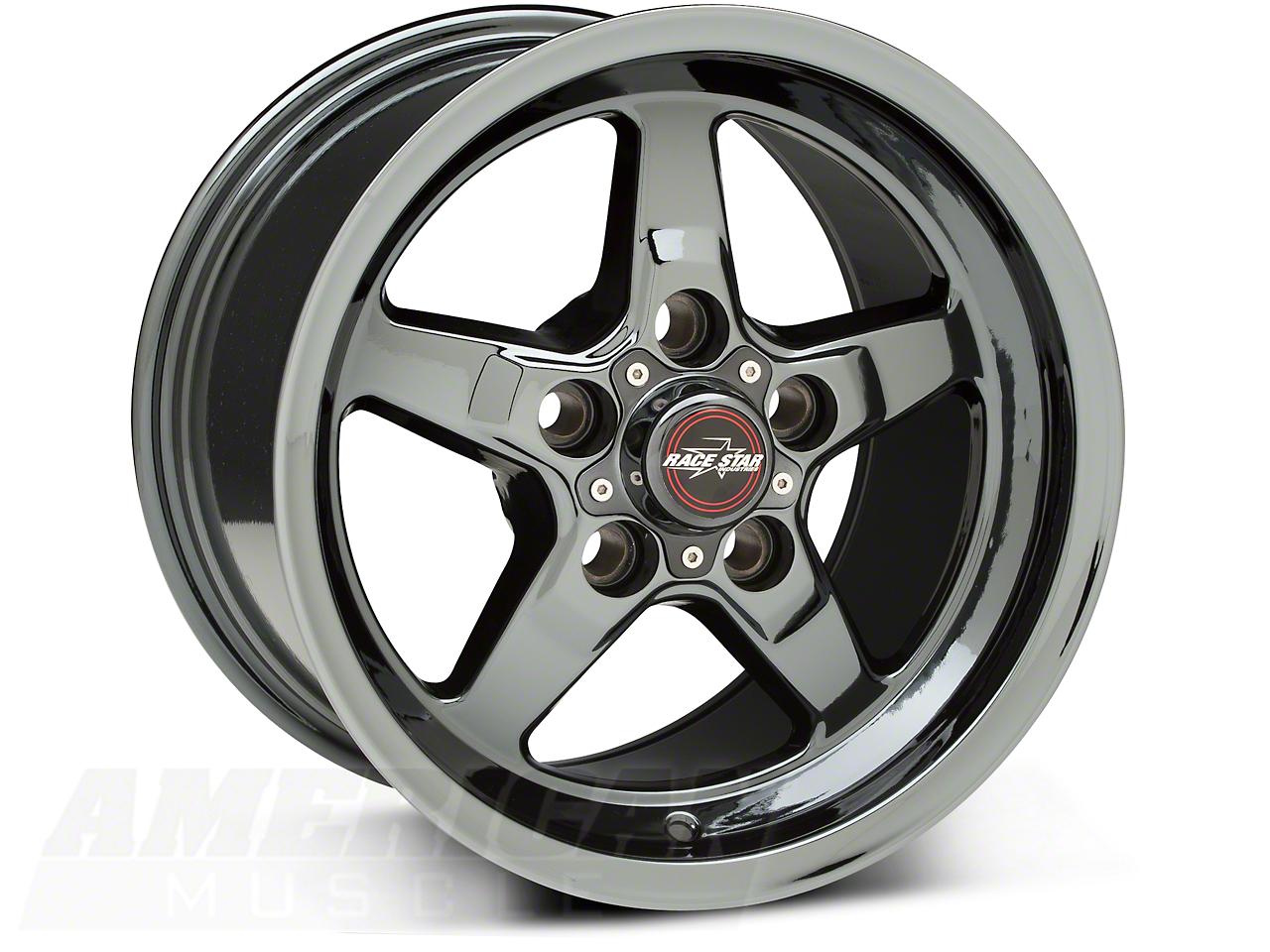 Race Star Dark Star Drag Wheel - Uni-Lug - 15x10 (05-14 GT, V6)