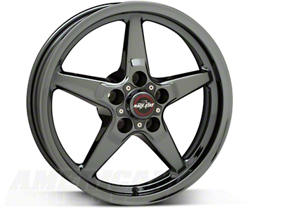 Dark Star Drag Wheel - Uni-Lug - 17x4.5 (94-04 All)
