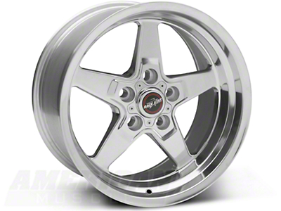 Race Star Drag Wheel - Uni-Lug - 17x9.5 (94-04 V6, GT)
