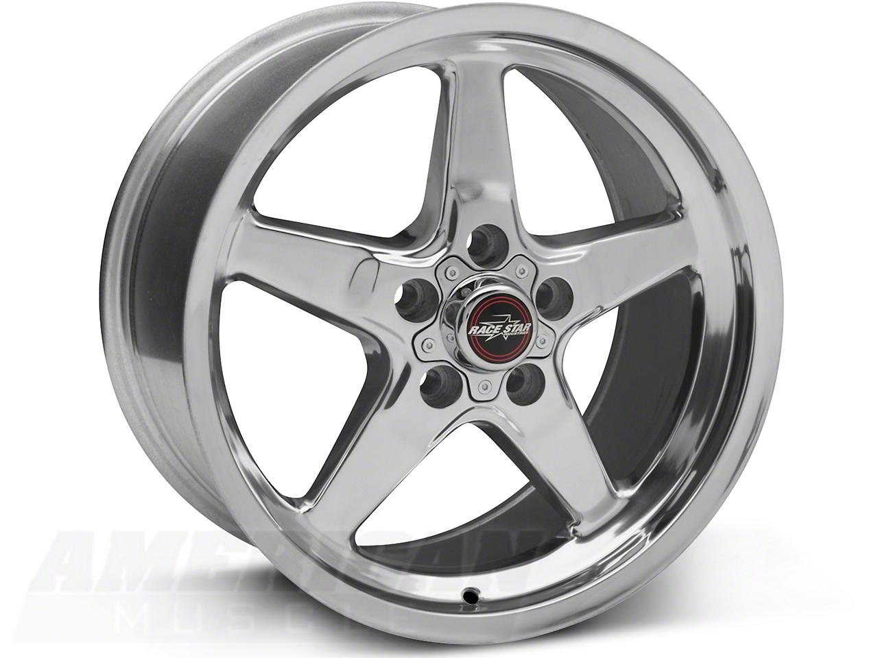 Race Star Drag Wheel - Uni-Lug - 17x9.5 (05-14 GT, V6)