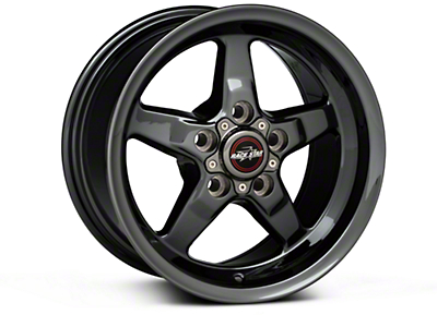 Race Star Dark Star Drag Wheel - Direct Drill - 15x8 (94-04 GT, V6)