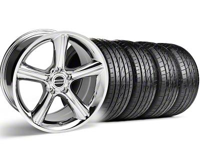 2010 GT Premium Style Chrome Wheel & Sumitomo Tire Kit - 19x8.5 (99-04)