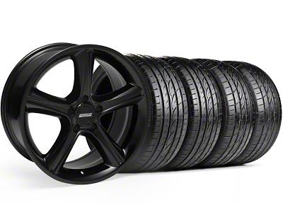 2010 GT Premium Style Black Wheel & Sumitomo Tire Kit - 19x8.5 (99-04)