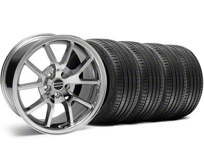 FR500 Style Chrome Wheel & Sumitomo Tire Kit - 18x9 (99-04)