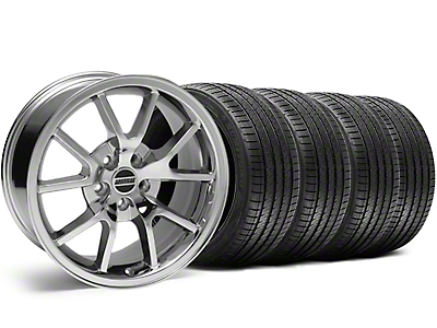 FR500 Chrome Wheel & Sumitomo Tire Kit - 18x9 (99-04)