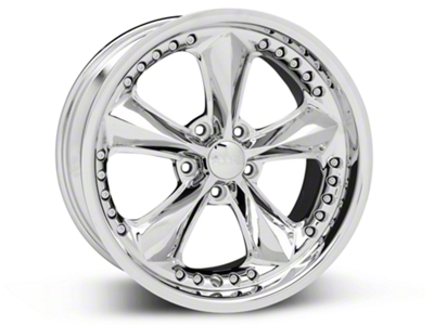 Foose Nitrous Chrome Wheel - 18x9 (05-14 GT, V6)