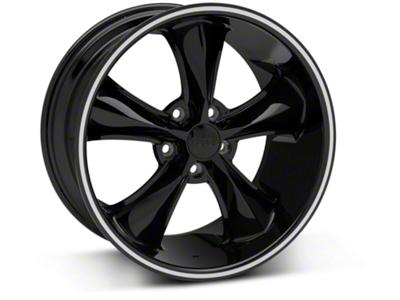 Foose Legend Black Wheel - 18x9.5 (05-10 GT, V6)