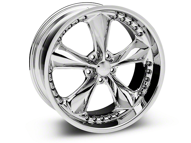 Foose Nitrous Chrome Wheel - 18x10 (05-14 GT, V6)