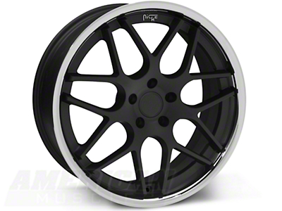 Niche Mugello Matte Black Wheel - 20x8.5 (05-14 All)