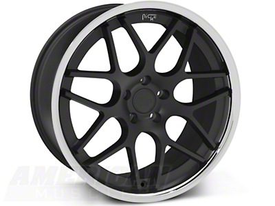 Niche Matte Black Mugello Wheel - 20x10 (05-14 All)