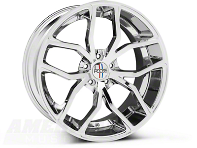 Chrome Foose Outcast Wheel - 20x10 (05-14 All)
