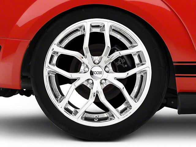 Foose Outcast Chrome Wheel - 20x10 (05-14 All)