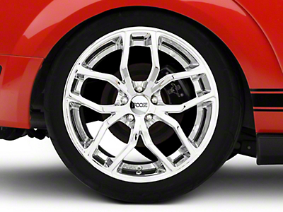 Foose Outcast Chrome Wheel - 20x10 (05-14 All)