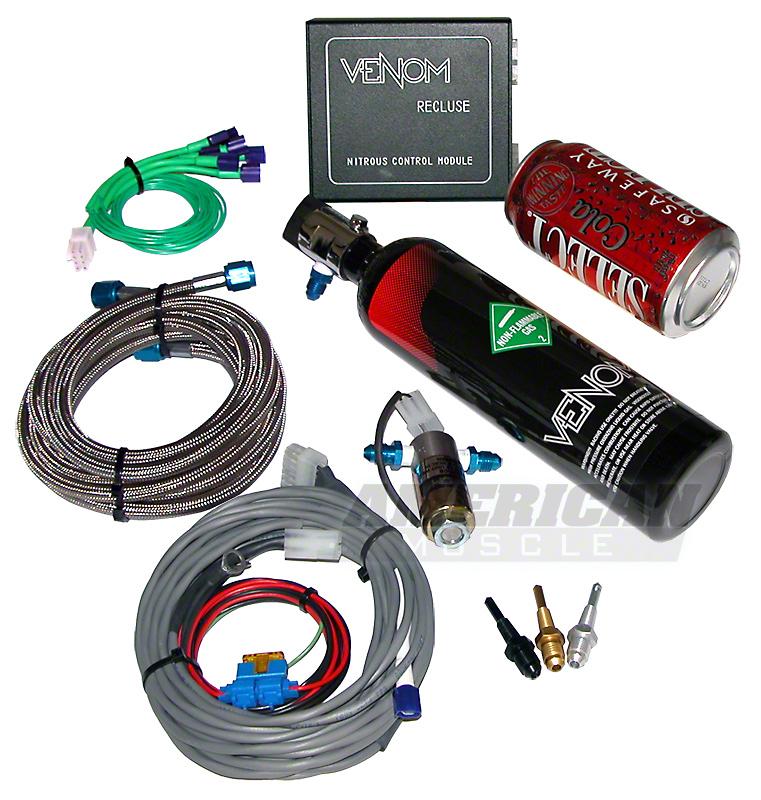 Venom V500 Recluse Nitrous Kit (86-04 V8)