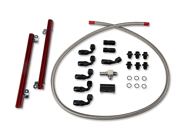 Aeromotive High Flow Fuel Rail Kit (99-04 GT)