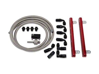 Aeromotive Fuel Rail Kit (07-09 GT500)