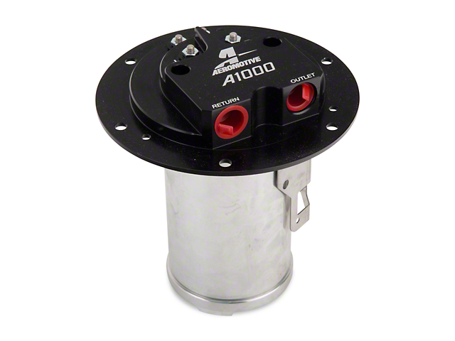 Aeromotive Stealth Fuel Kit- A1000 (03-04 Cobra)