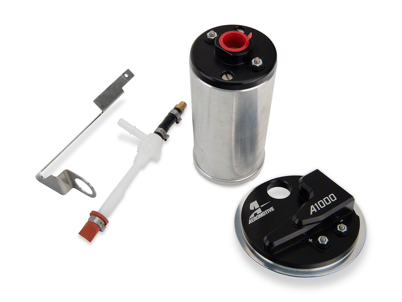 Aeromotive Stealth Fuel Kit- A1000 (07-09 GT500)