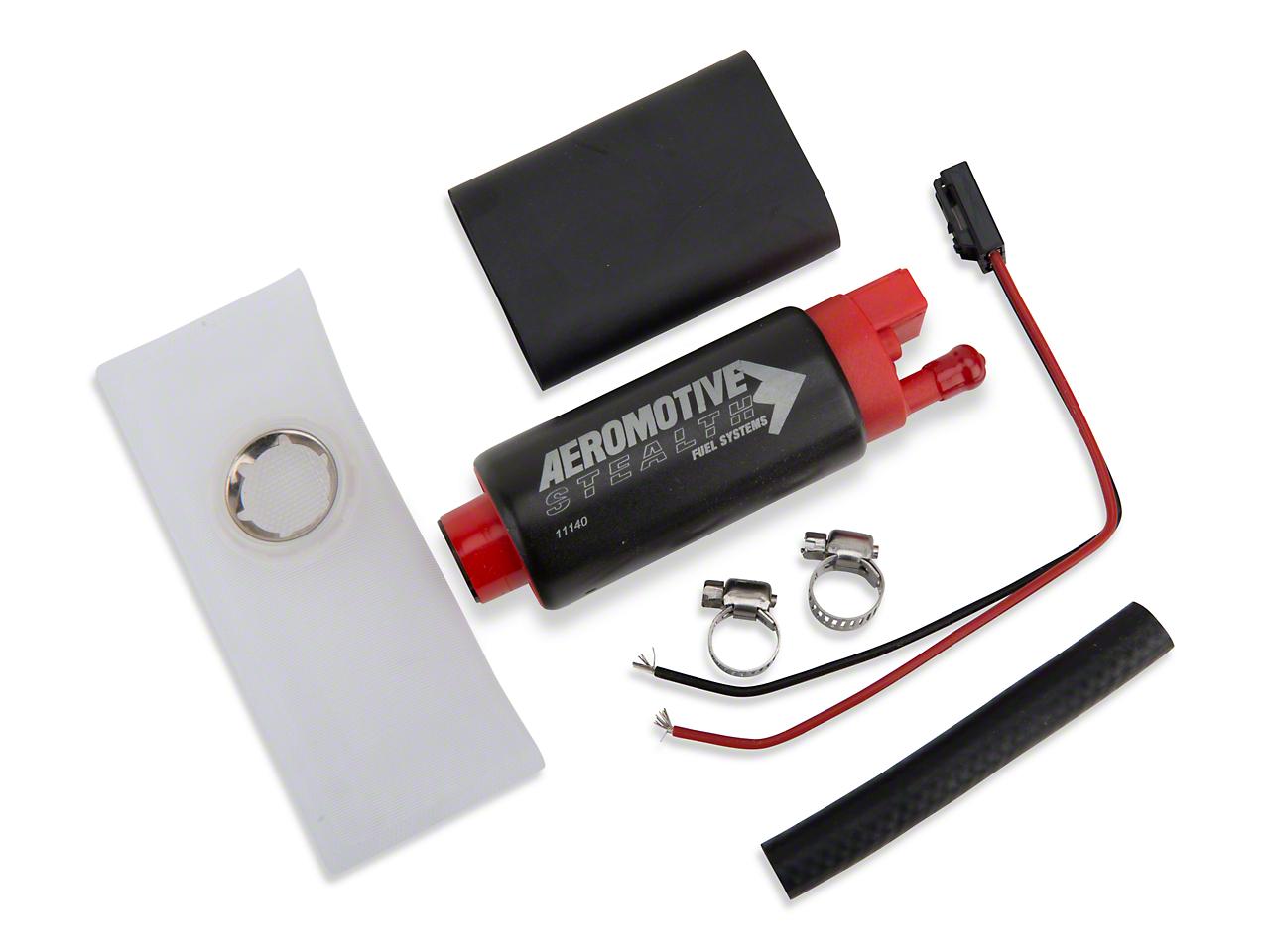 Aeromotive Stealth Fuel Pump - 340lph (86-97 V8)
