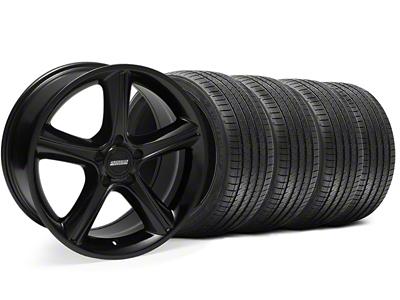 2010 GT Premium Style Black Wheel & Sumitomo Tire Kit - 18x9 (94-98 All)
