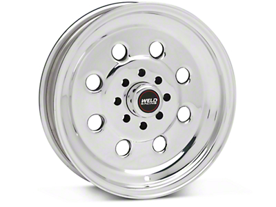 Weld Racing Draglite Wheel - 15x3.5 (79-93 Excludes; 93 Cobra)