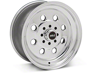 Weld Racing Draglite Wheel - 15x7 (79-93; Excludes 93 Cobra)