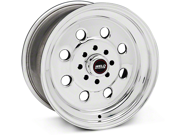 Weld Racing Draglite Wheel - 15x8 (79-93; Excludes 93 Cobra)