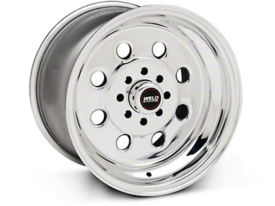 Weld Racing Draglite Wheel - 15x10 (79-93; Excludes 93 Cobra)