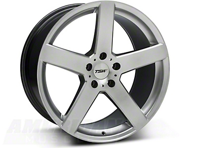 TSW Rivage Hyper Silver Wheel - 19x9.5 (05-14 All)