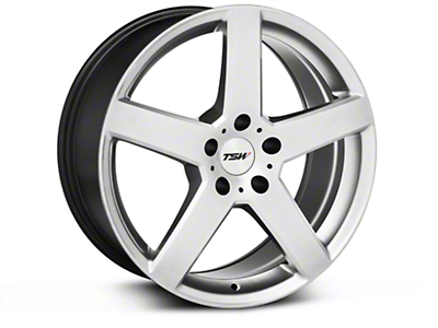 TSW Rivage Hyper Silver Wheel - 18x8 (94-04 All)