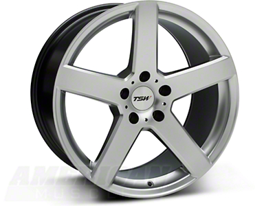 Hyper Silver TSW Rivage�Wheel - 18x9.5 (94-04 All)