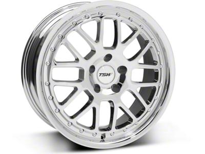 TSW Valencia Chrome Wheel - 18x8 (94-04 All)