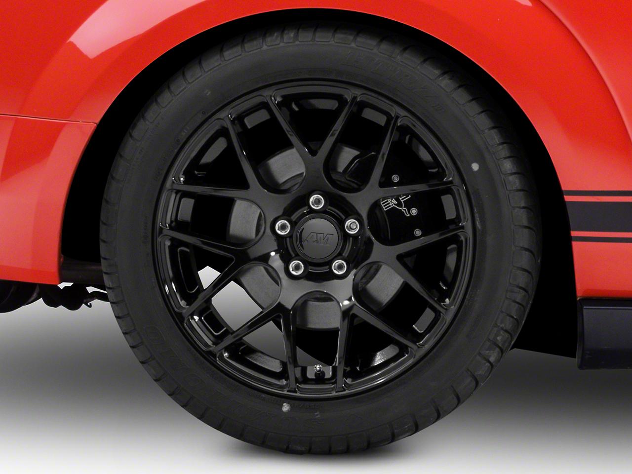 AMR Black Wheel - 18x10 (05-14 All)