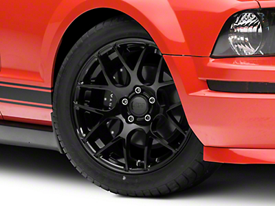 Black AMR Wheel - 18x8 (05-14 All)
