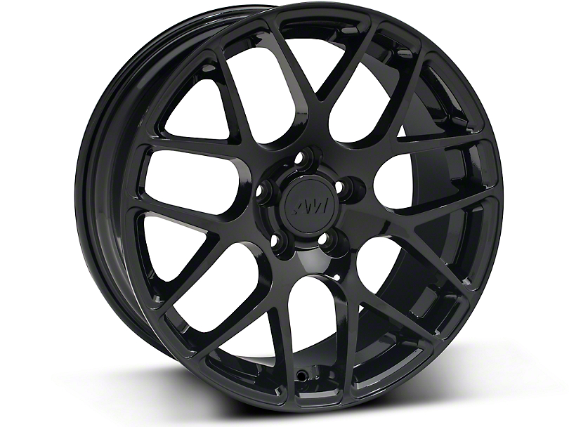 AMR Black Wheel - 18x9 (05-14 All)