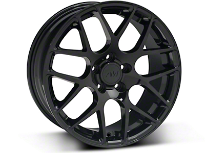Black AMR Wheel - 18x9 (05-14 All)