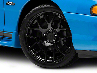 Black AMR Wheel - 18x9 (94-04 All)