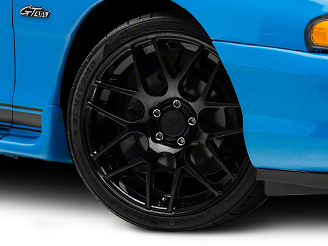 AMR Black Wheel - 19x8.5 (94-04 All)