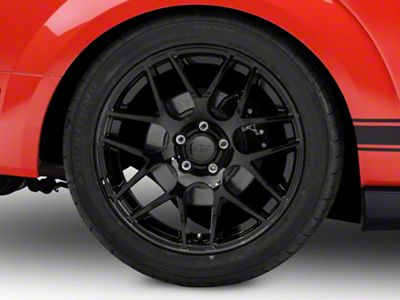 Add AMR Black Wheel - 19x10
