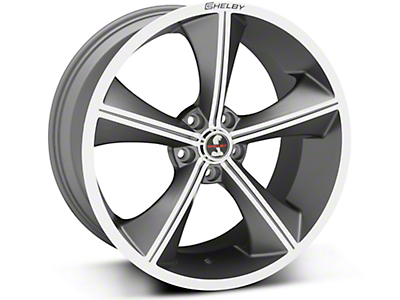 Gunmetal Shelby CS70 Wheel - 20x10 (05-14 All)