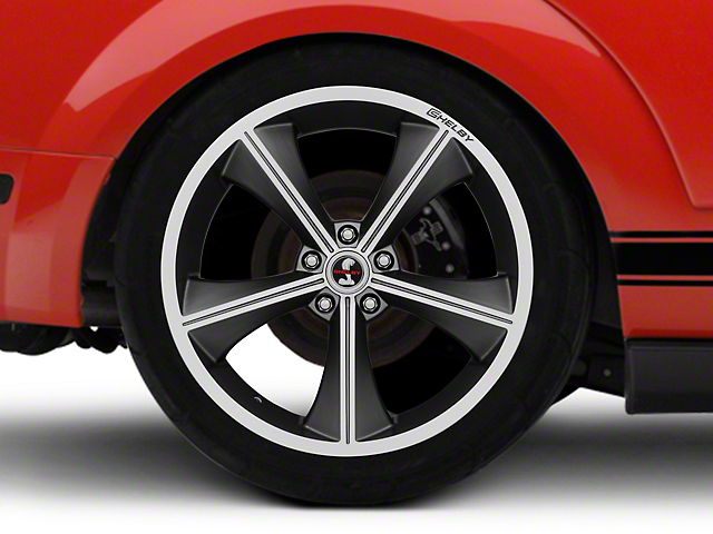 Shelby CS70 Gunmetal Wheel - 20x10 (05-14 All)