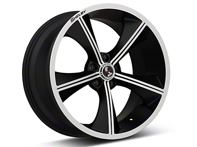 Shelby CS70 Matte Black Wheel - 20x10 (05-14 All)
