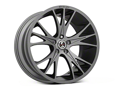 Gunmetal Shelby CS1 Wheel - 20x11 (05-14 All)