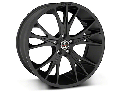 Matte Black Shelby CS1 Wheel - 20x9 (05-14 All)